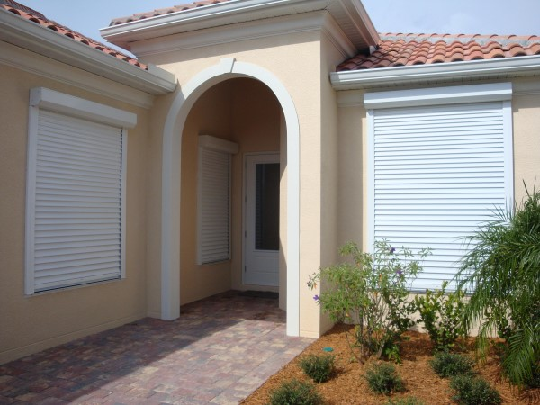 Roll Shutters Forcefield Hurricane